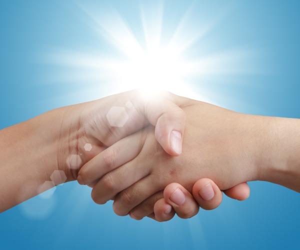 handshake 2s
